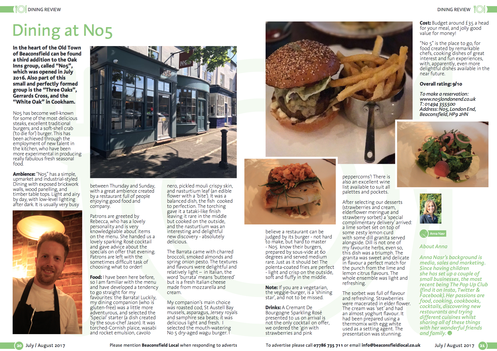 no5-dining-review-beaconsfield
