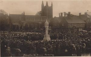 beaconsfield-1918-armistice-remembrance-sunday