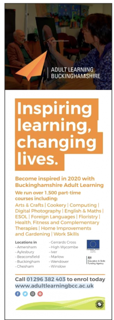 buckinghamshire-adult-learning-courses-2020-beaconsfield